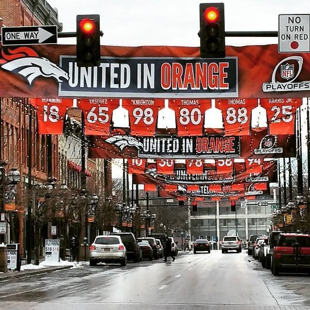 Denver Shooting Downtown Today: Make Some MILE HIGH NOISE For Our