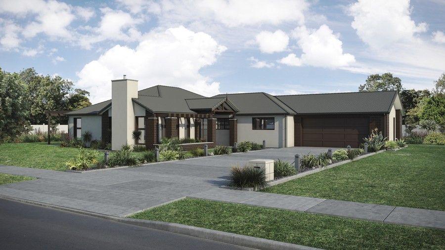 Kendrick Platinum House Design | G.J. Gardner Homes NZ