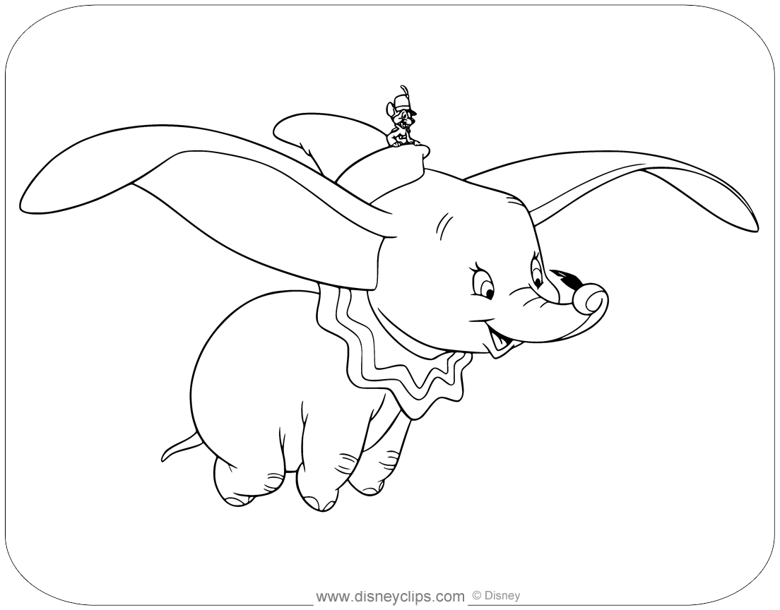 Pin By Belkisa Bektas On Dumbo In 2020 Disney Art Drawings Nursery Art Projects Coloring Pages