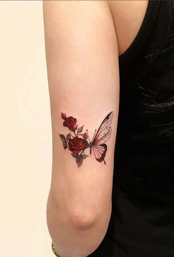 Photo of 50 tatouages papillon sélectionnés, sexy et beau