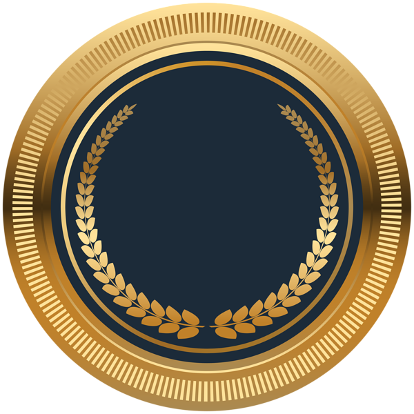 Navi Gold Seal Badge Png Transparent Image Logo Design Art Certificate Design Template Banner Clip Art