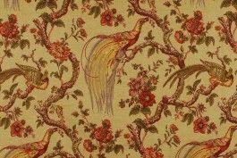 Olana Spice 664773 Waverly Fabric