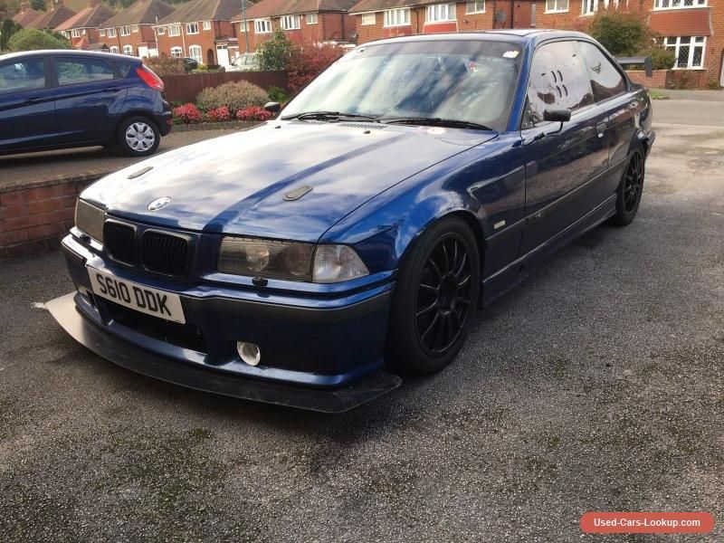 BMW E36 328i Track/Race Car - 230bhp #bmw #e36 #forsale ...