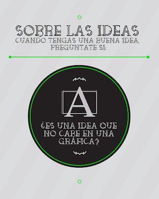 Los10 criterios para juzgar una idea by Nicko Nogués.