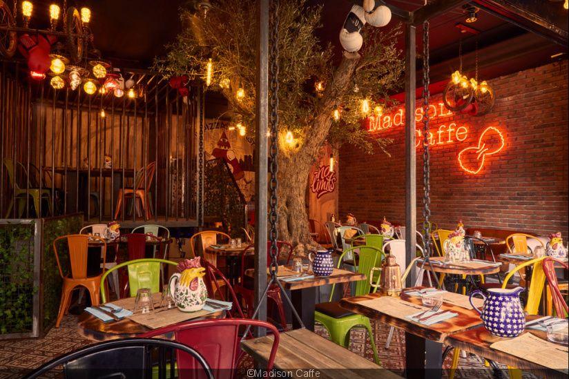 Madison Caffe Le Meilleur Restaurant De Pates Fraiches De Paris