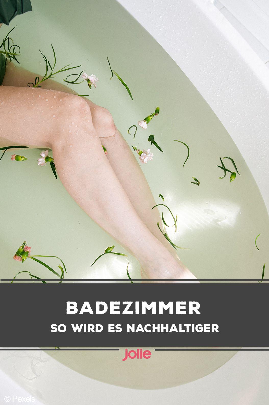 Nachhaltigkeit In 5 Schritten Zum Umweltfreundlichen Badezimmer Nachhaltigkeit Umweltfreundlich Badezimmer
