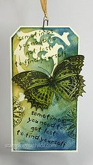 Butterfly Tag | Flickr - Photo Sharing!