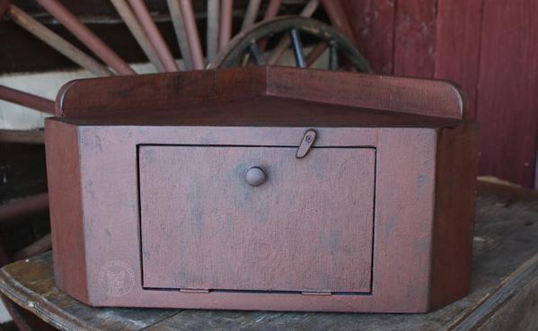 Countertop Corner Cupboard - Buttermilk Farmhouse | Corner ...
