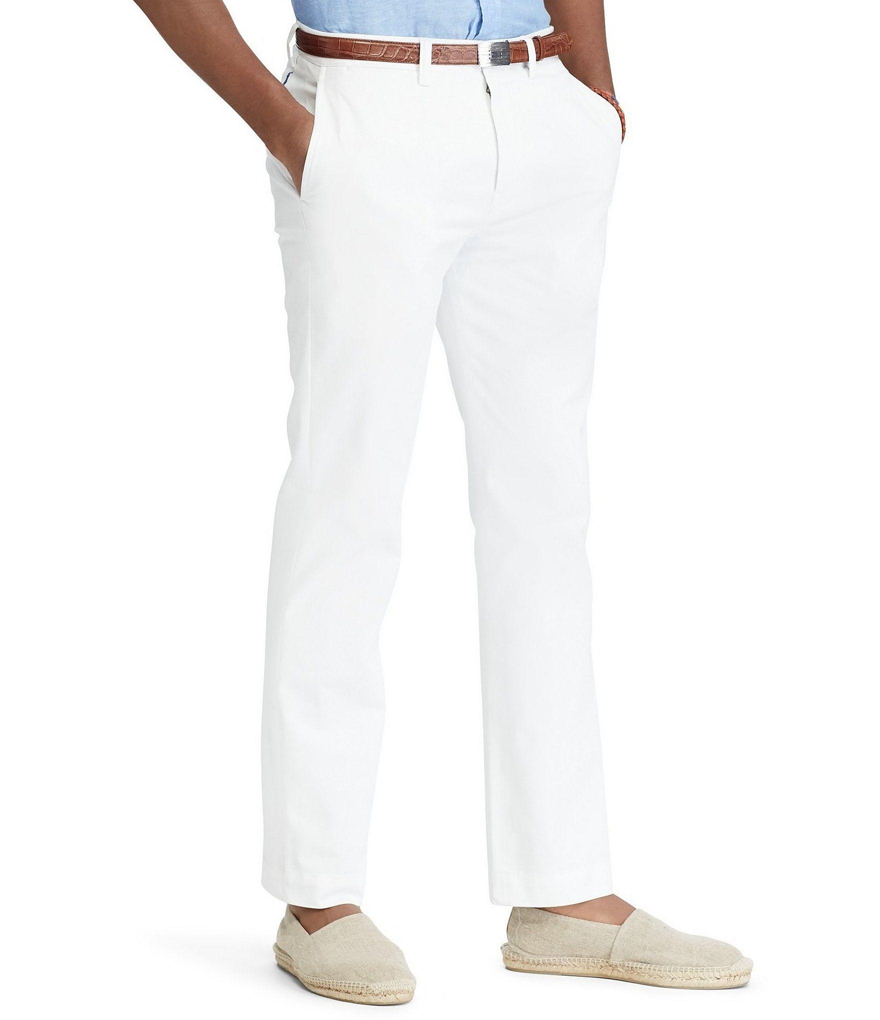 Jack Victor Stretch Reflex Flat Front Suit Pants