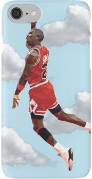 Jordan Polygon Art iPhone 7 Cases