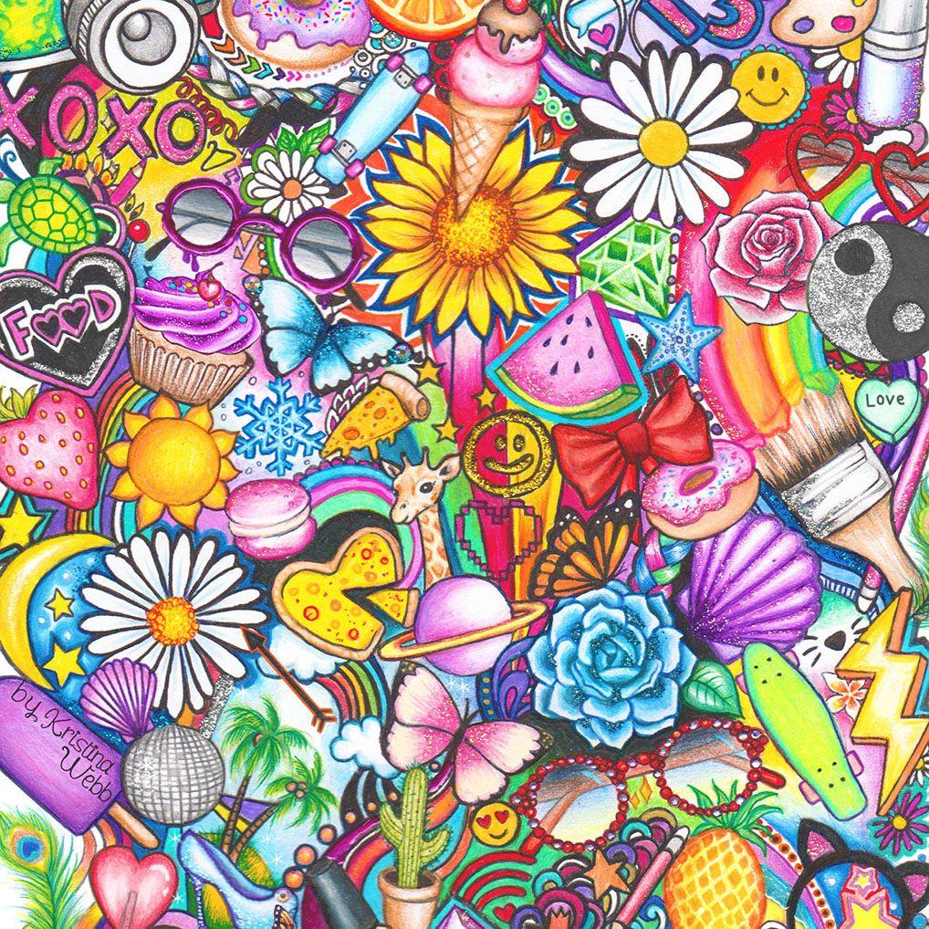Doodling :)- Kristina Webb (With images)   Kristina webb ...