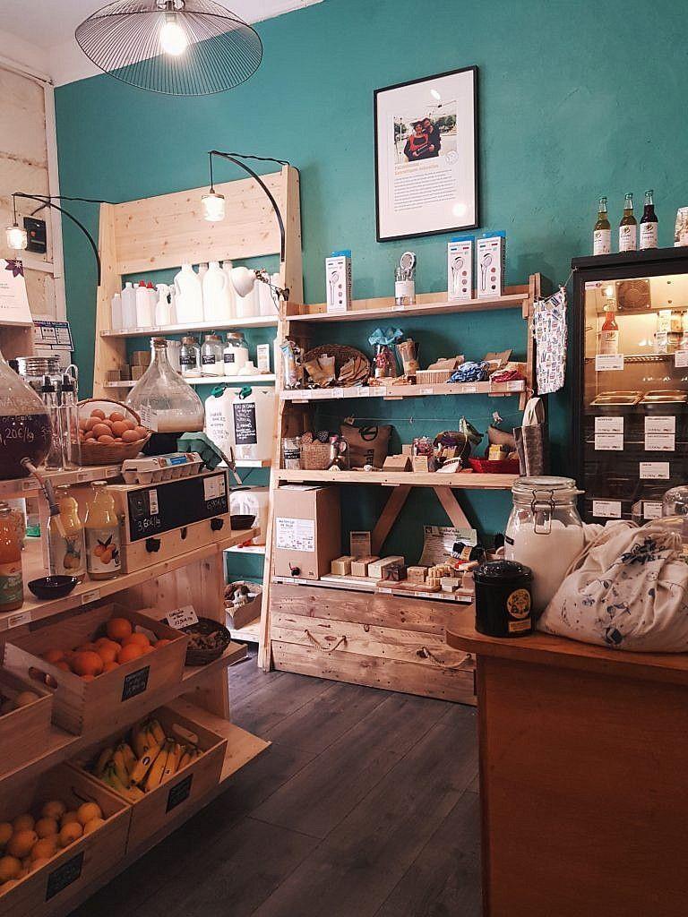 Cityzen Market Epicerie Bio 100 Vrac A Montpellier Epicerie Vrac Epicerie Bio Vrac