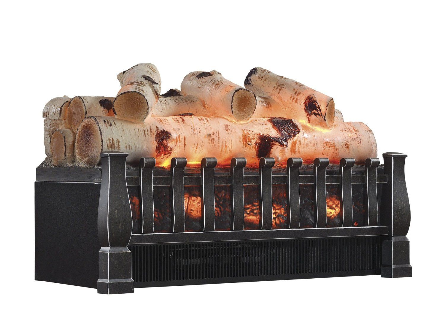 amazon com duraflame dfi021aru 05 electric log set heater with