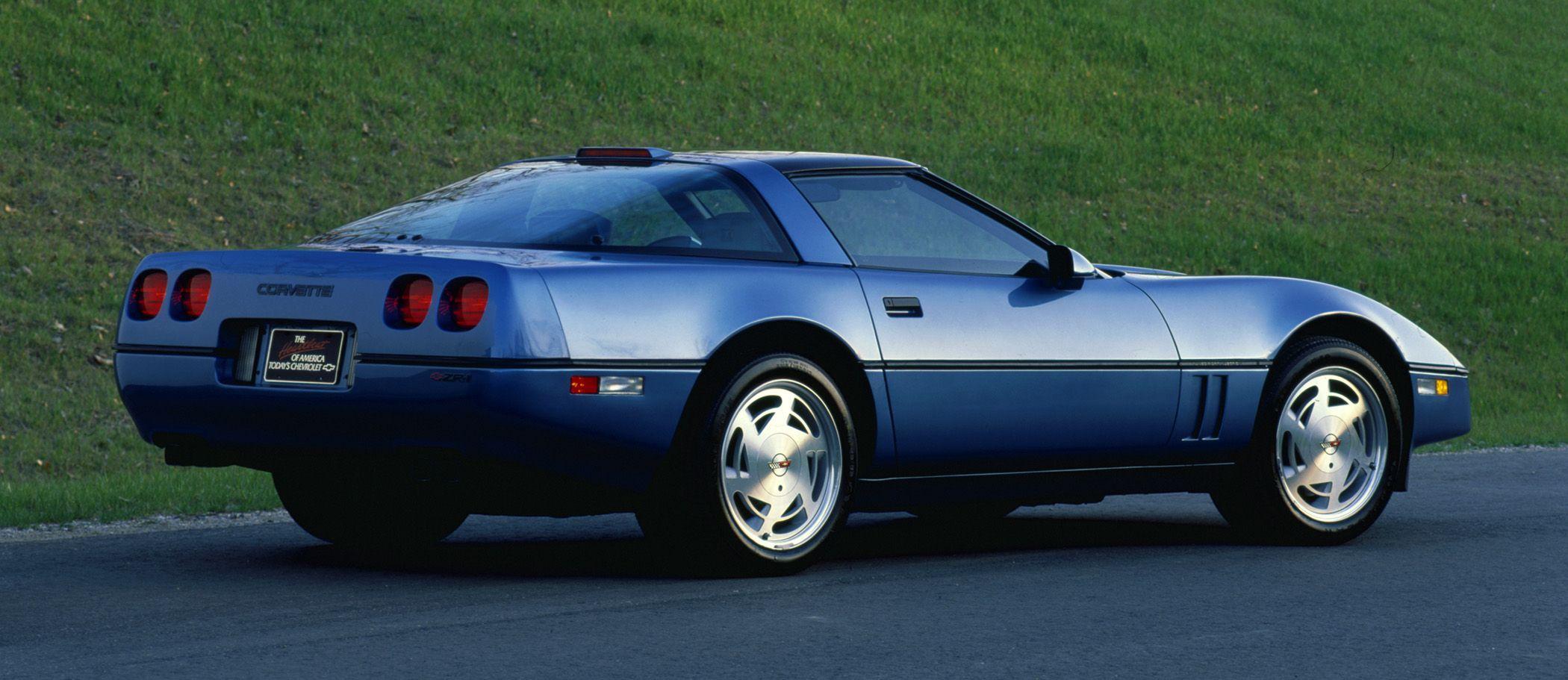 Kekurangan Corvette 1990 Spesifikasi