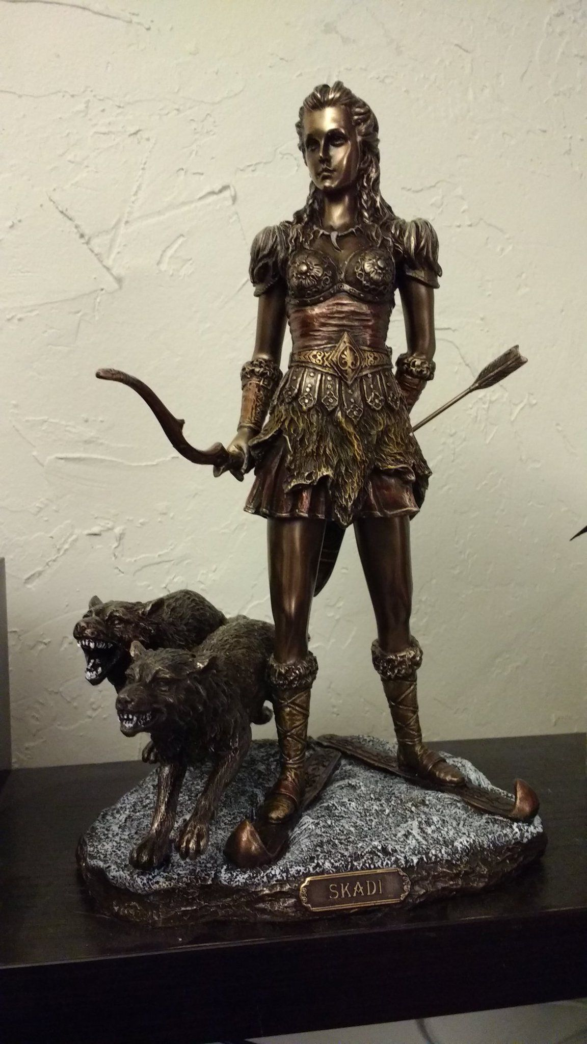 Best Statue Of Skadi Ive Ever Seen Its From The Studio Collection