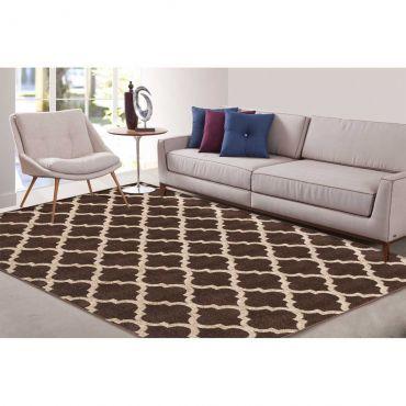 399 00 tapete para sala treviso 150x200 cm retangular for Tapetes para sala de estar 150x200