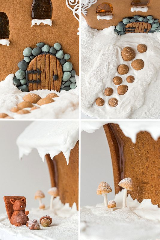 a very fairy gingerbread house @ will cook for friends