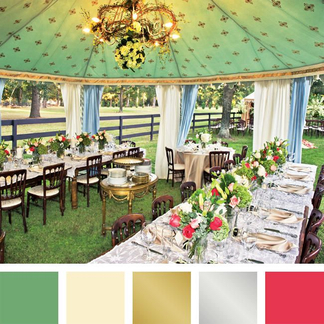 Color Pairings We Love You Will Too