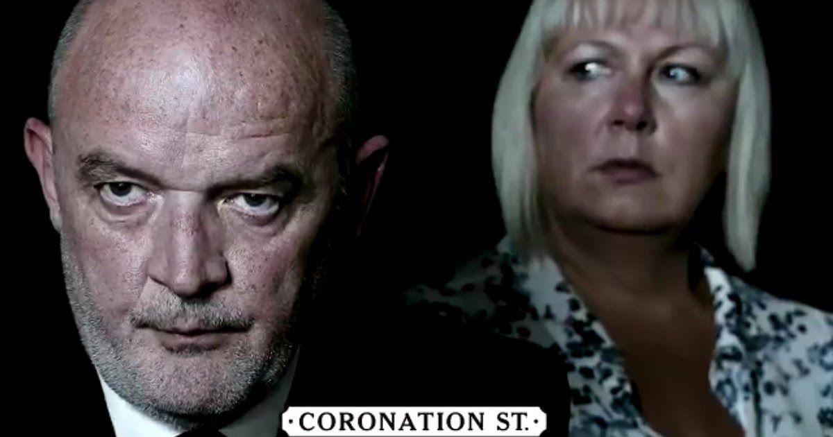 Watch: New ITV Coronation Street trailer video