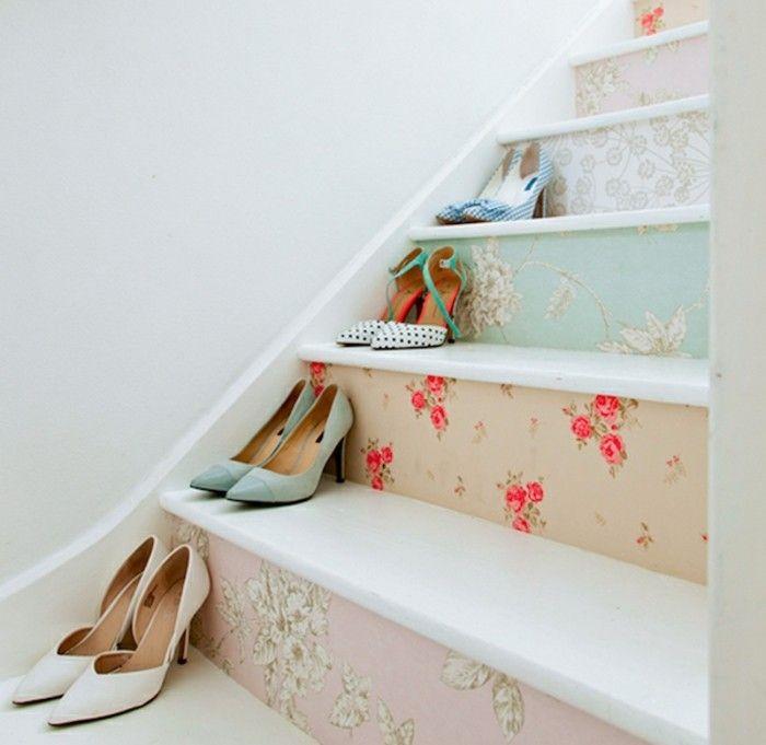 Stilvolle und praktische Ideen für Ihr Treppenhaus !   Pinterest