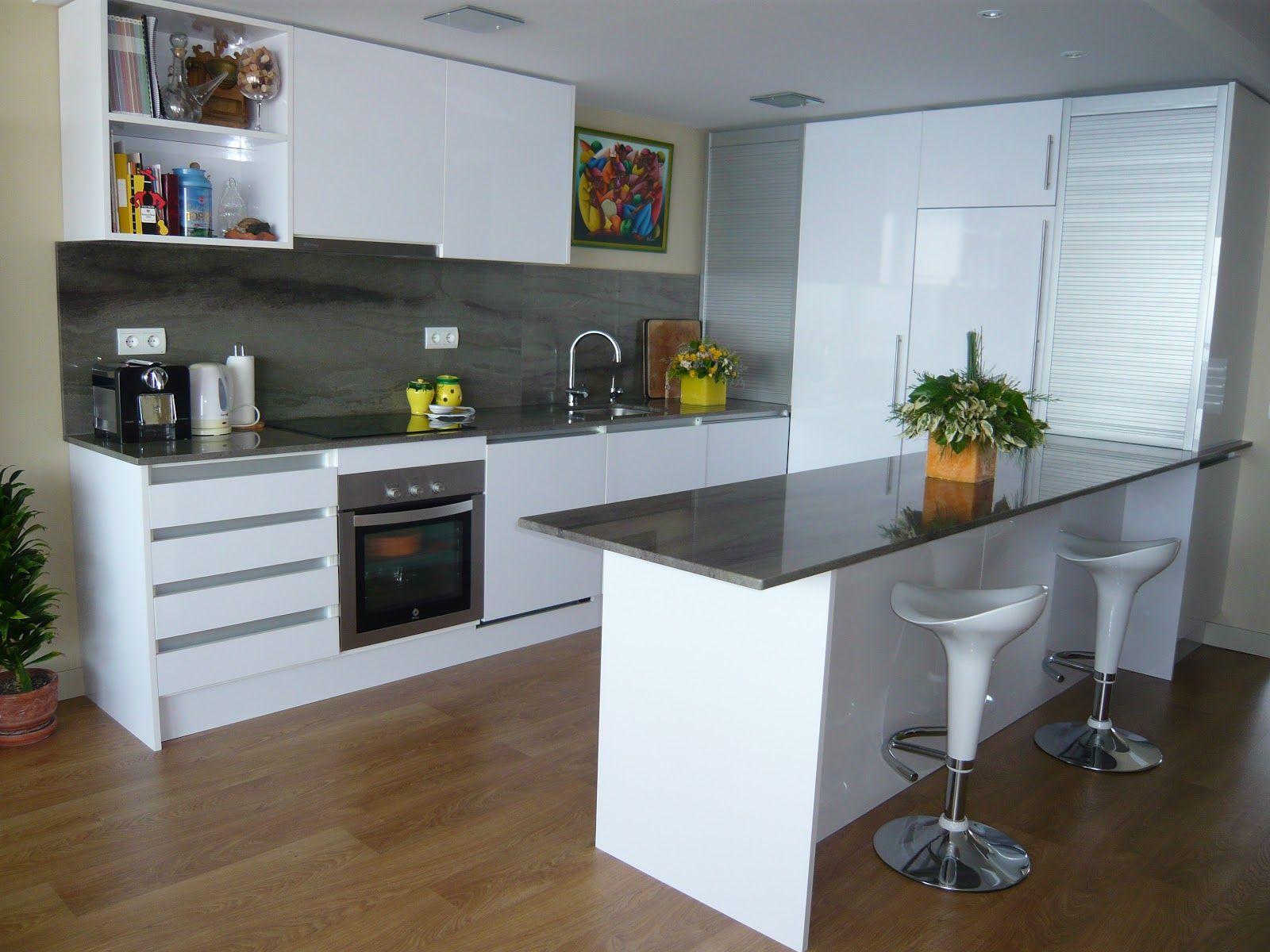 ideas cocinas integradas buscar con google