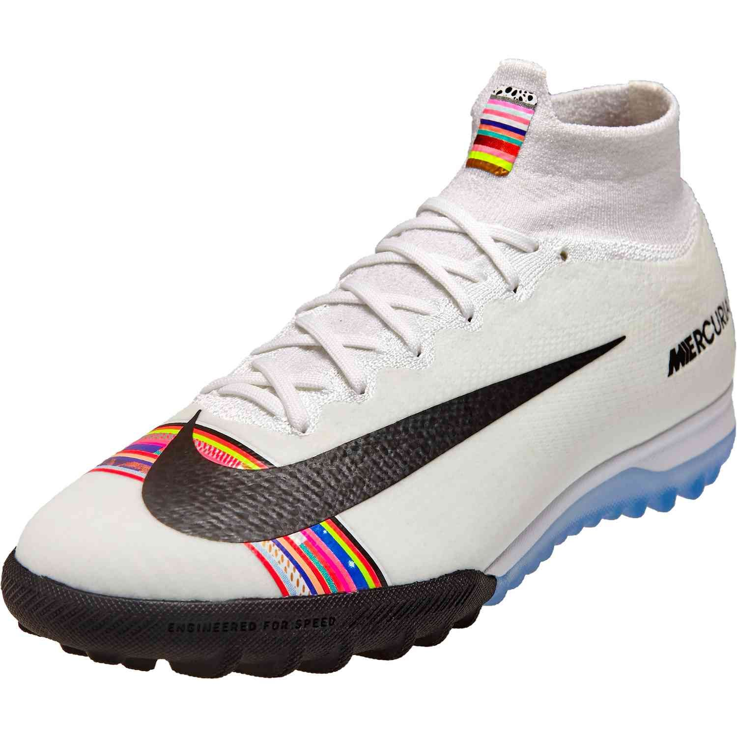 Nike Mercurial Superflyx 6 Elite Tf Level Up Soccerpro Superfly Soccer Cleats Soccer Shoes Nike