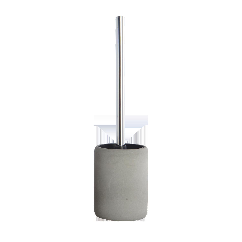 toiletborstel cement badkameraccessoires badkamer leeff