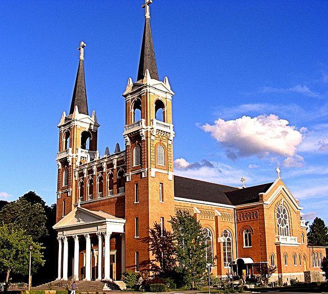 Catholic Churches Spokane Wa Pic