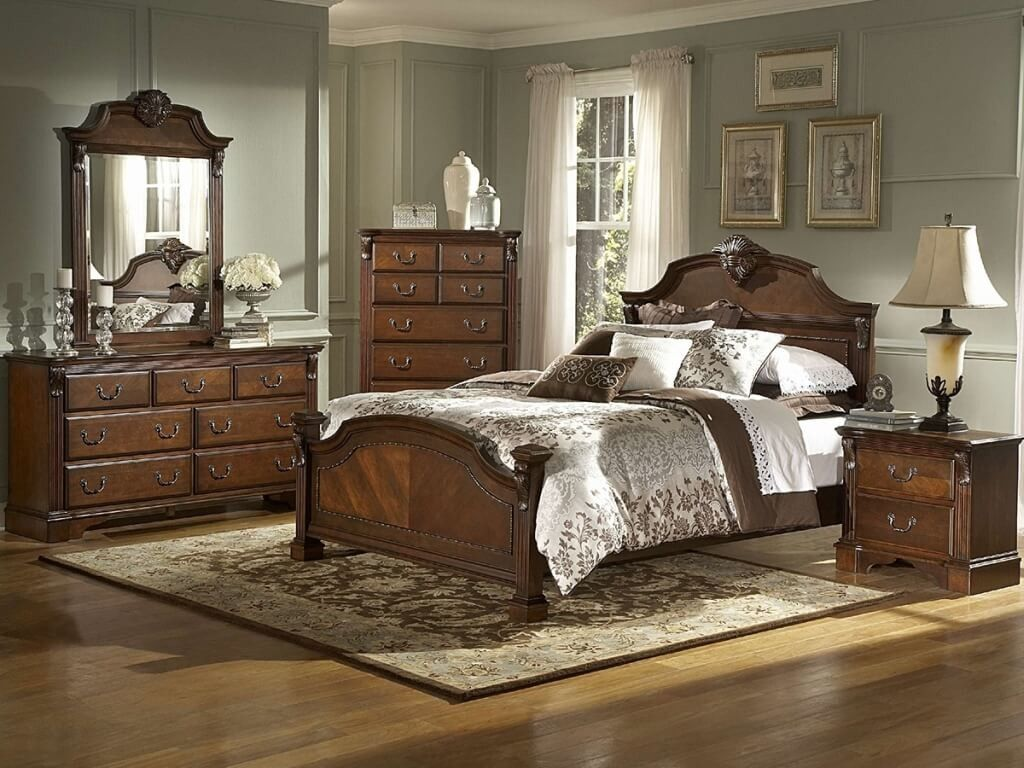 Complete Your Bedroom with New Bedroom Furniture Sets King: Macys ...