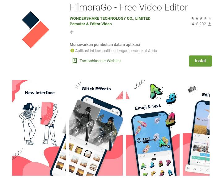 Aplikasi Edit Video Android Terbaik Dan Mudah Tahun 2020 Aplikasi Video Android