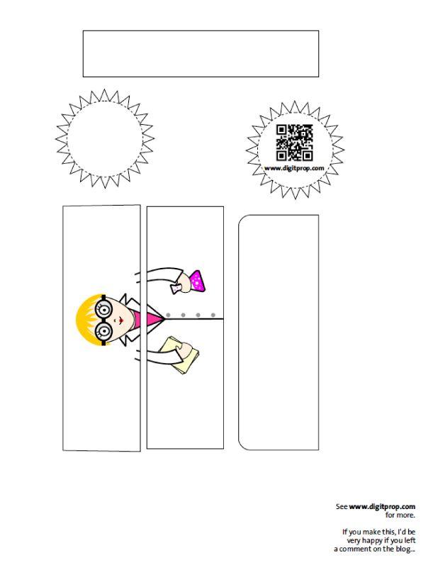 Matryoshka Dolls Papertoys  8846fe47fbd