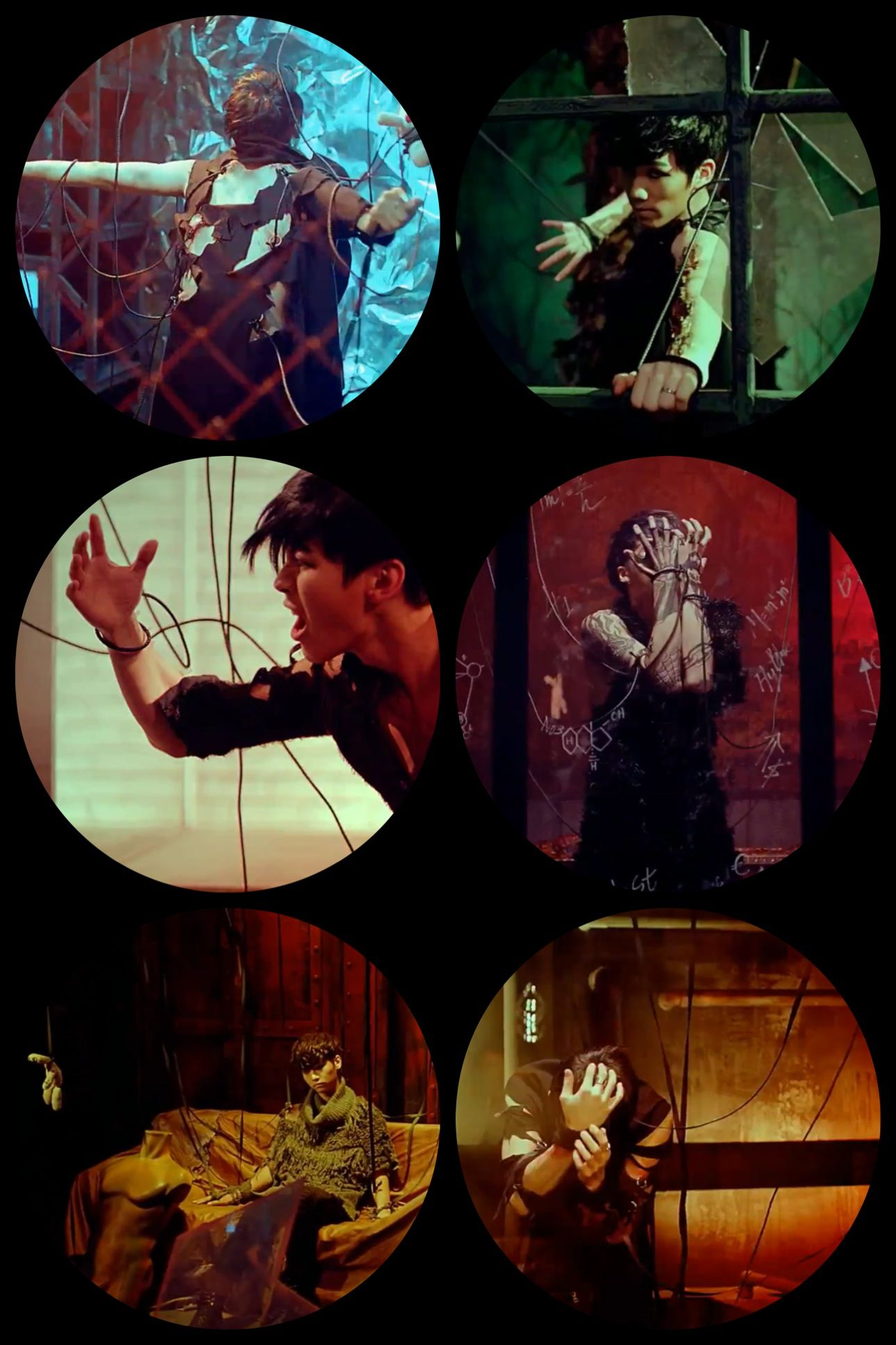 So Obsessed With This Song Lately I Wanna Learn The Dance Vixx Voodoo Doll Vixx Wallpaper Vixx Voodoo Doll Vixx Voodoo
