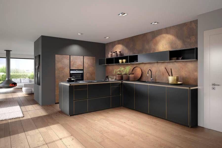 Küchenrückwand Bilder, Ideen und Planungstipps für die - Ideen Für Küchenrückwand