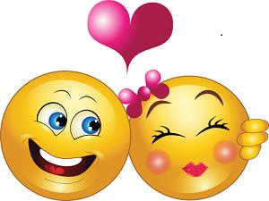 Fb kuss smiley