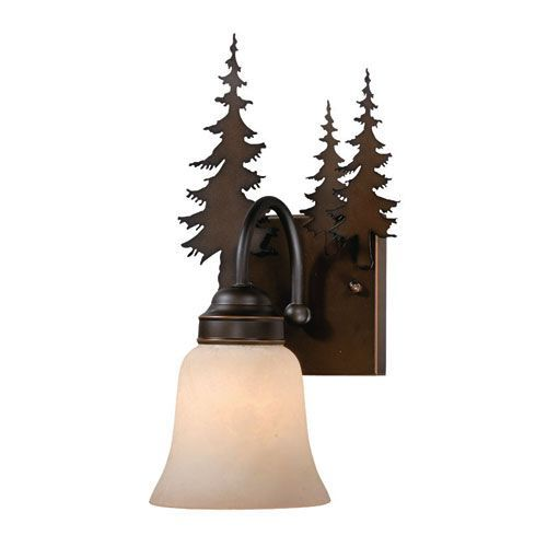 Photo of Vaxcel Yosemite Burnished Bronze Vanity Vl55501bbz | Bellacor