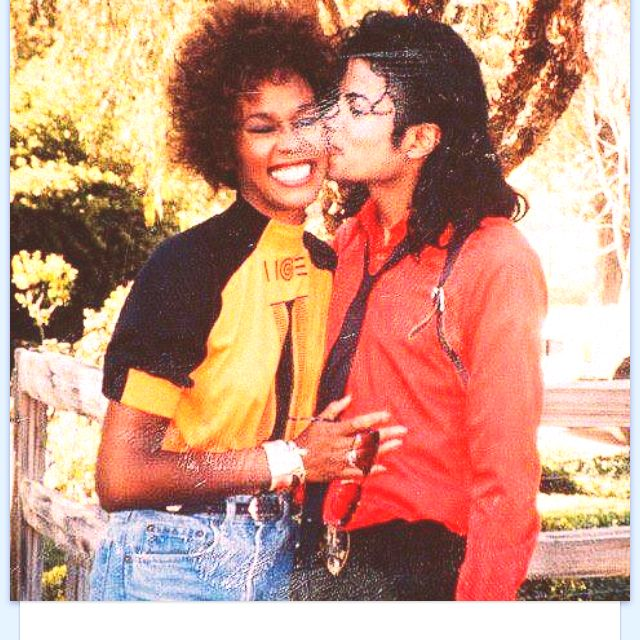 The Great Michael Jackson and Whitney Houston there Music lives on through my generation