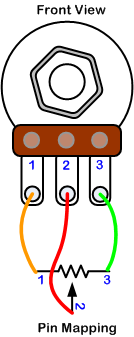 Resistors And Potentiometers A Practical Guide Diy Electronics Electronics Circuit Electrical Projects