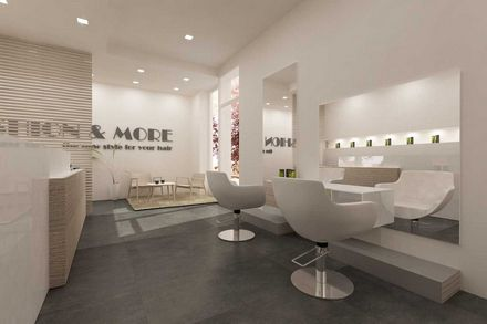 Mobili Parrucchiere ~ Arredamento parrucchieri mantova interior design pinterest