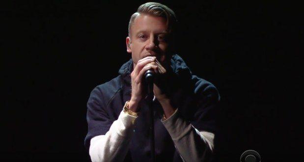 Hollis Singer Macklemore