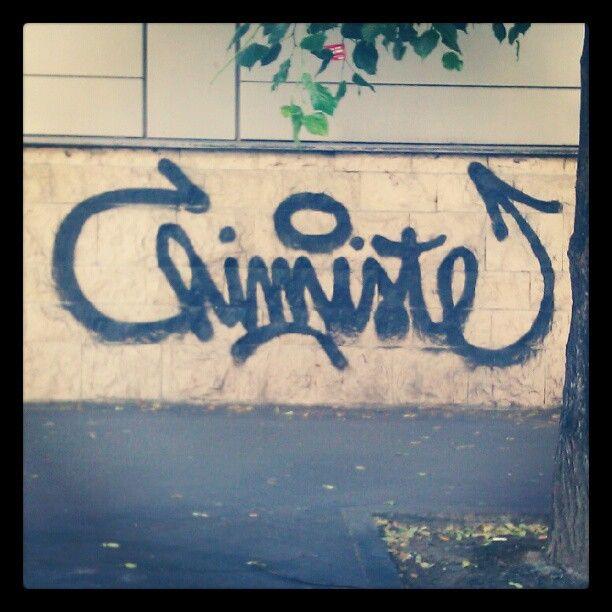 Chimiste #Graffiti