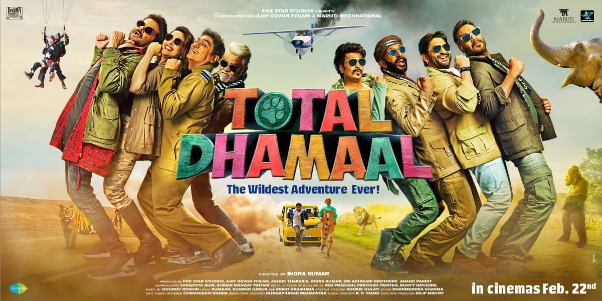 Total dhamaal (2019) imdb | full movies download, hd movies.