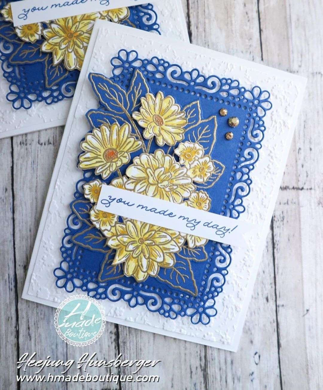 Pin by Leslie Stork on cards in 2020 Handmade birthday