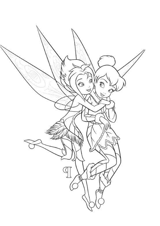 tinkerbell periwinkle ausmalbilder 07 | Zeichnen | Disney ...