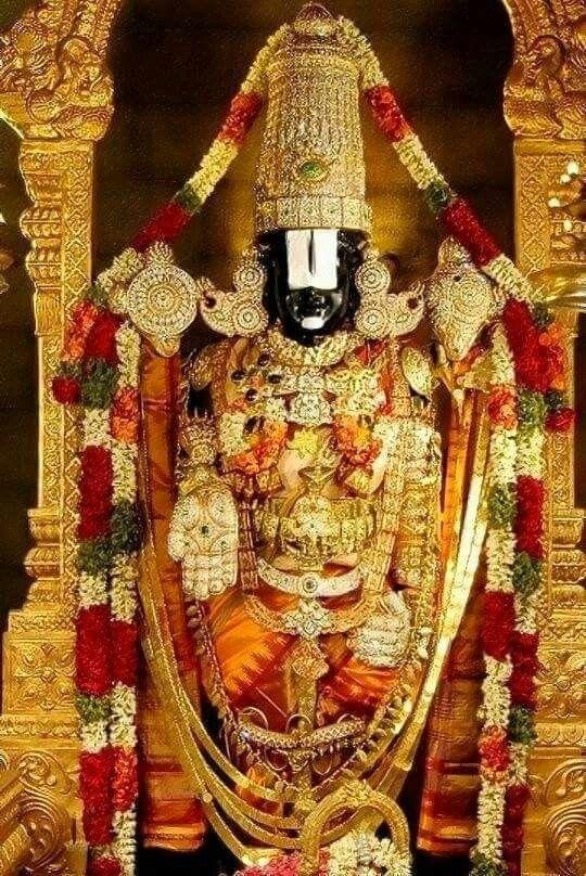 Tirupathy Balaji Lord Sri Balaji Lord Vishnu Lord Balaji Lord