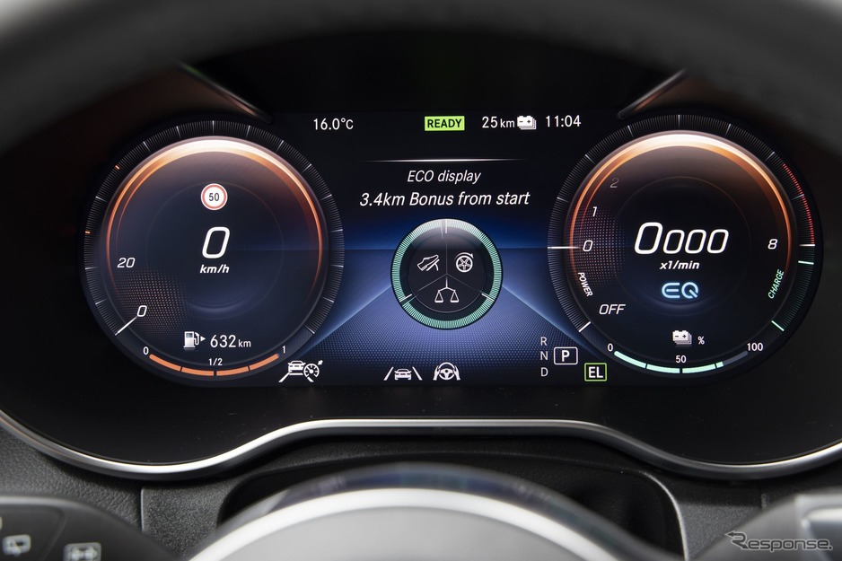 メルセデスベンツ GLC 改良新型にPHV、燃費45.5km/リットル…フランクフルトモーターショー2019 15枚目の写真・画像 | レスポンス(Response.jp)