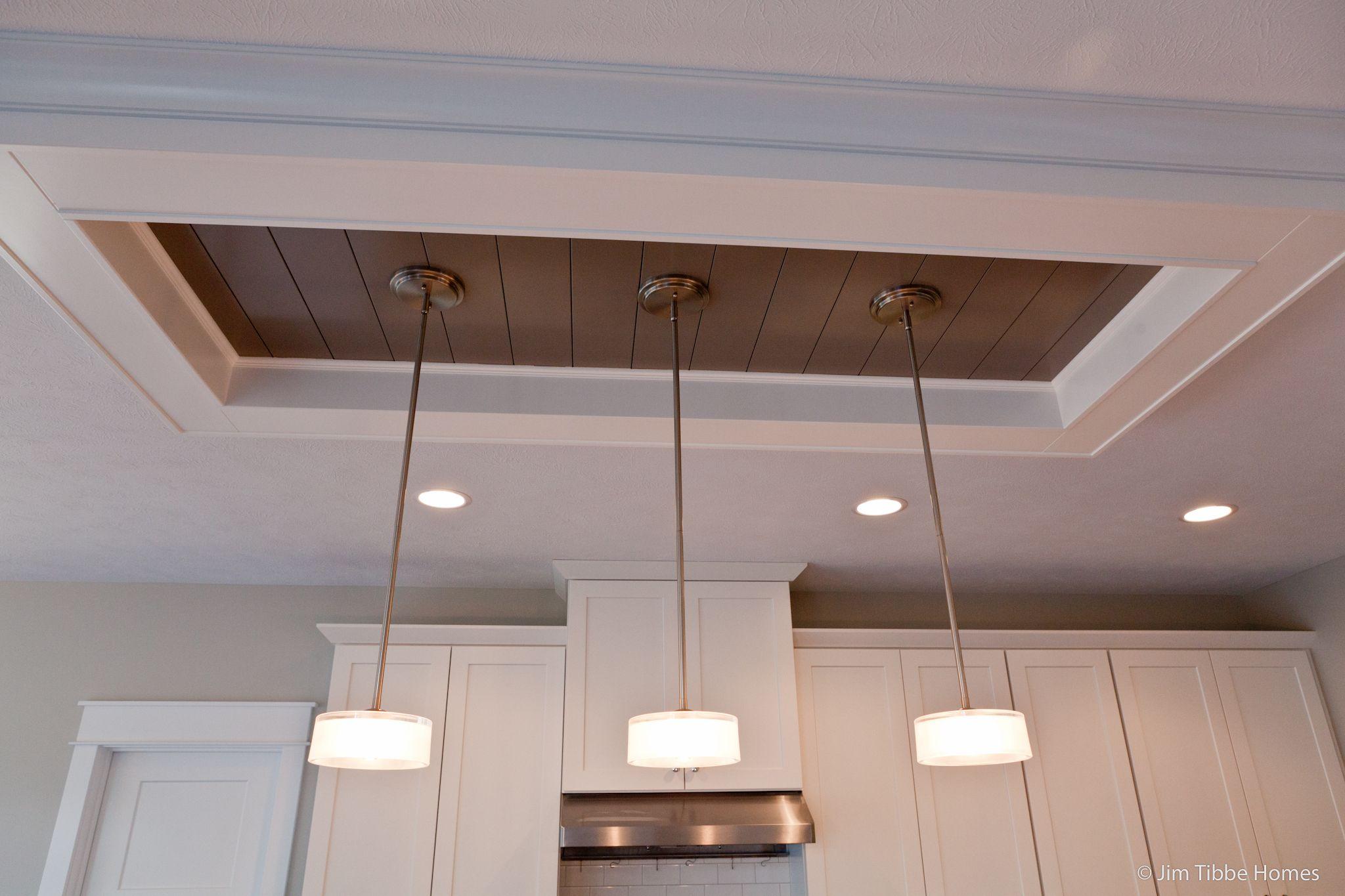 Love The Pendant Lighting Dream Home Kitchen Ceiling