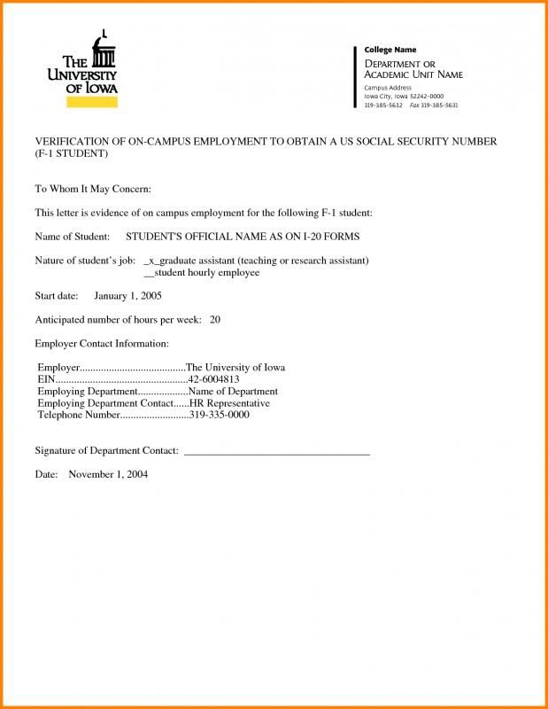 Employment Confirmation Letter template Pinterest Confirmation - employment verification form