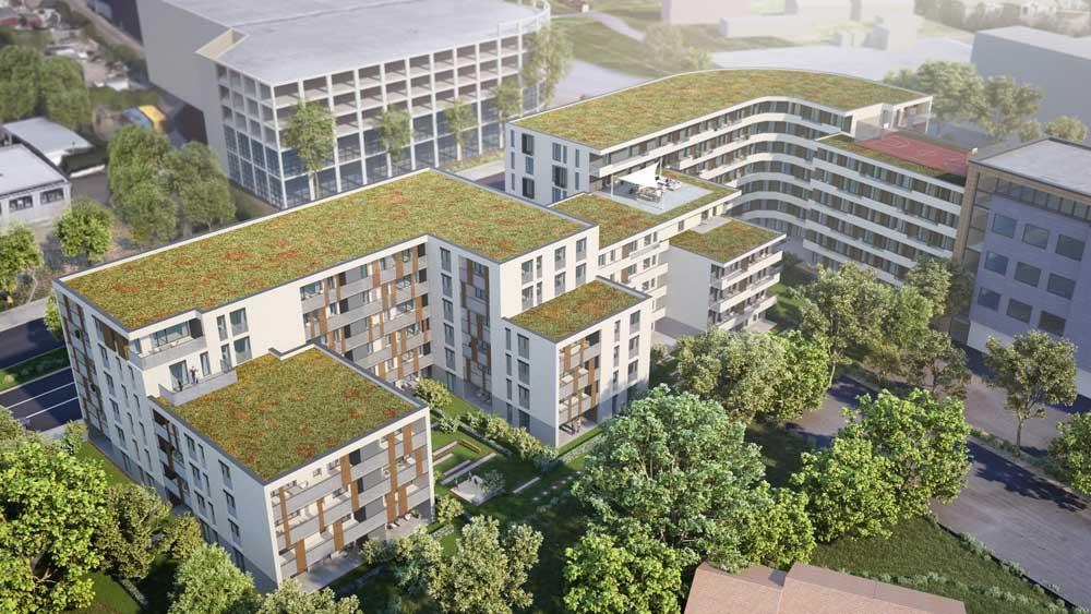 Neu in Ingolstadt URBAN IN Neubau von