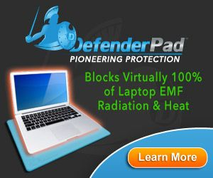 DefenderPad Laptop Radiation & Heat Shield