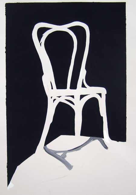 negative space drawing - basic   Negative Space Drawings ...